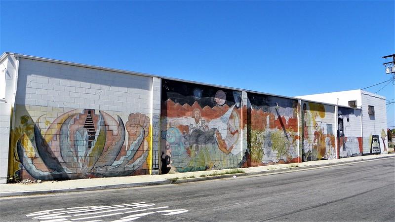 Toro Hardware Mural - 1