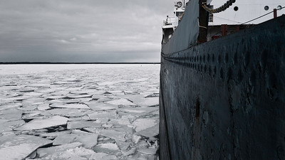 Leaving the Soo Leaving Sault Saint Marie in March