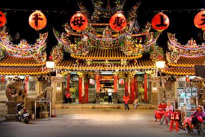 Matsu Temple in Beigang, Taiwan