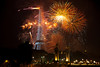 Paris Bastille Day fireworks