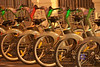 Bikes for rent. Paris, France.