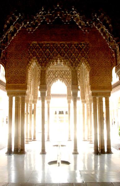 Alhambra, Granada, Spain, 2007