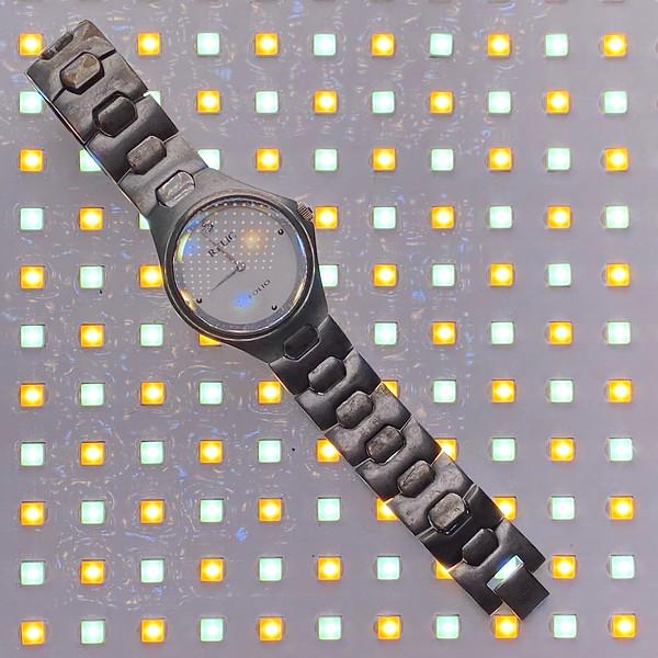 Wristwatch I wore in my 20's ca. 2008