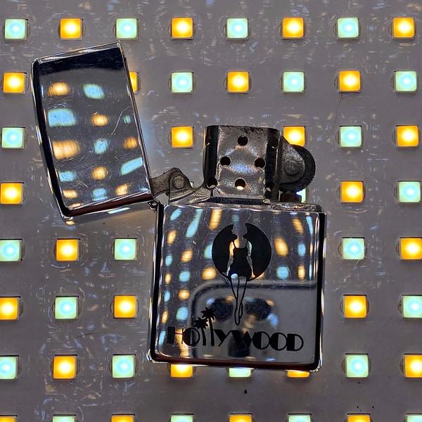Zippo lighter, ca. 2002