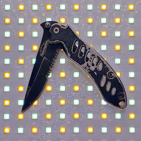 Pocket knife, ca. 2010