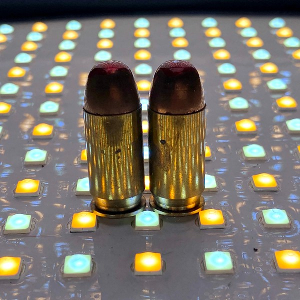 .45 bullets, ca. 2005
