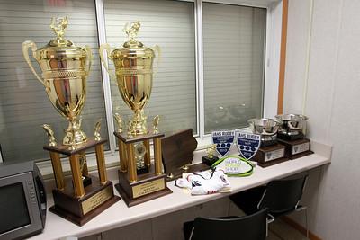 Trophy's