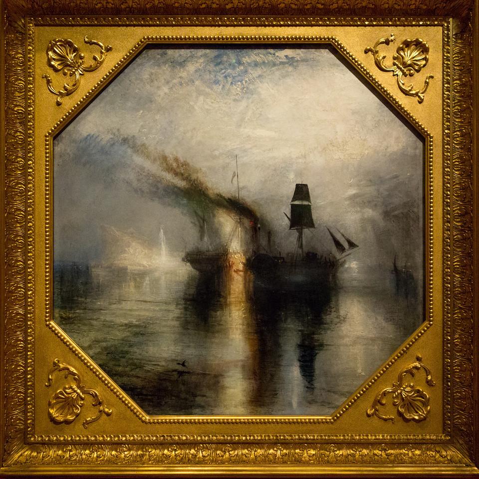 Peace, Buriel at Sea