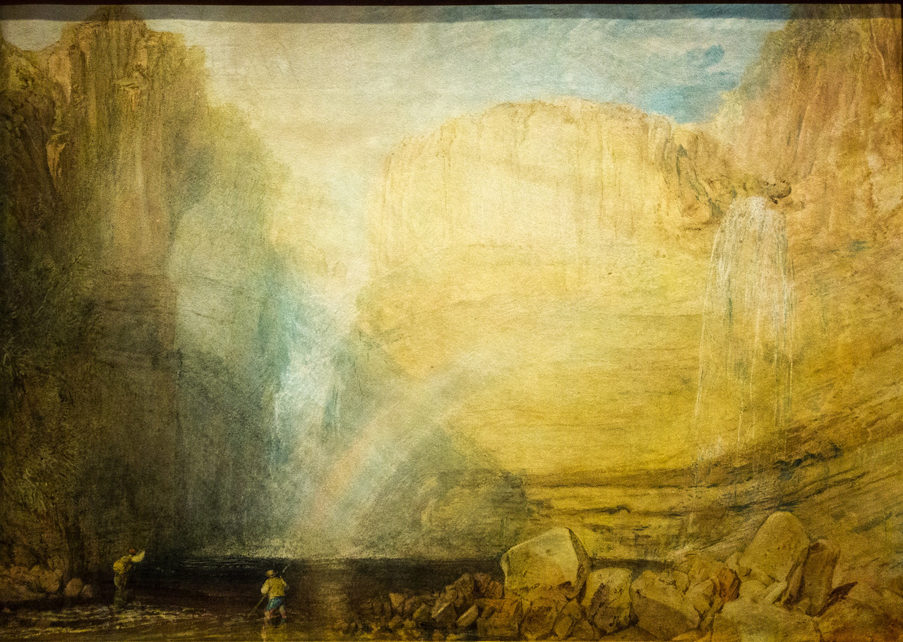High Force, Fall of the Tees, Yorkshire 1816