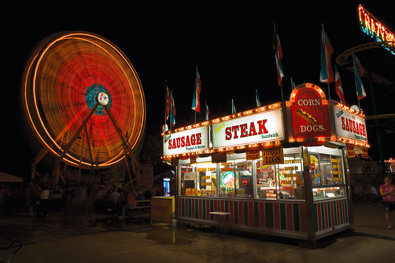 State Fair 2009, Pelham Alabama