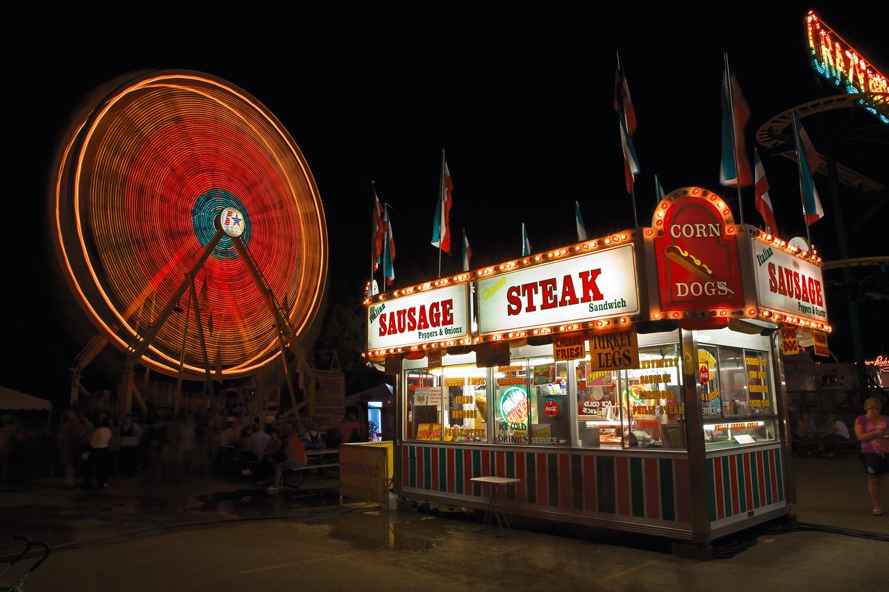 State Fair 2009, Pelham Alabama