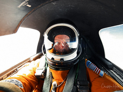 Christopher Michel at 50,000 feet