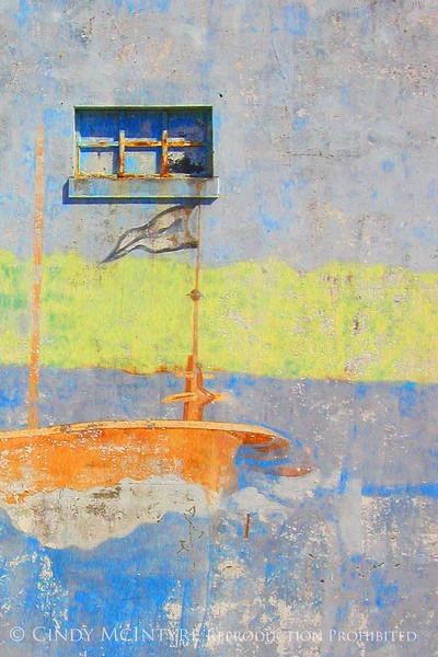 Port Arthur Wall 2