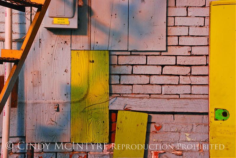 4 Yellow Rectangles