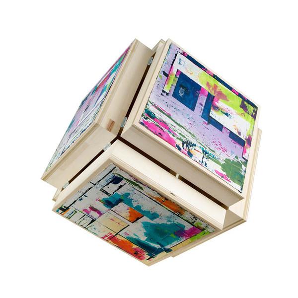 Cube, Terrace