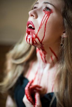 Vampire girl 2013