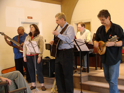 Park Street Christian Church Praise Band