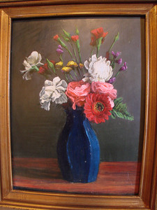 Vanessa Falgoust Art Show
