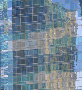 Pastel Skyscrapers