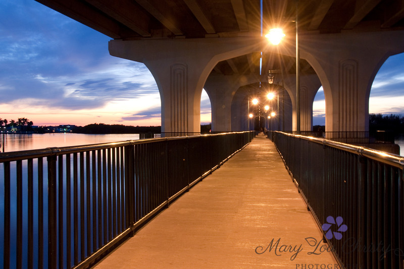 Under the Barber Bridge