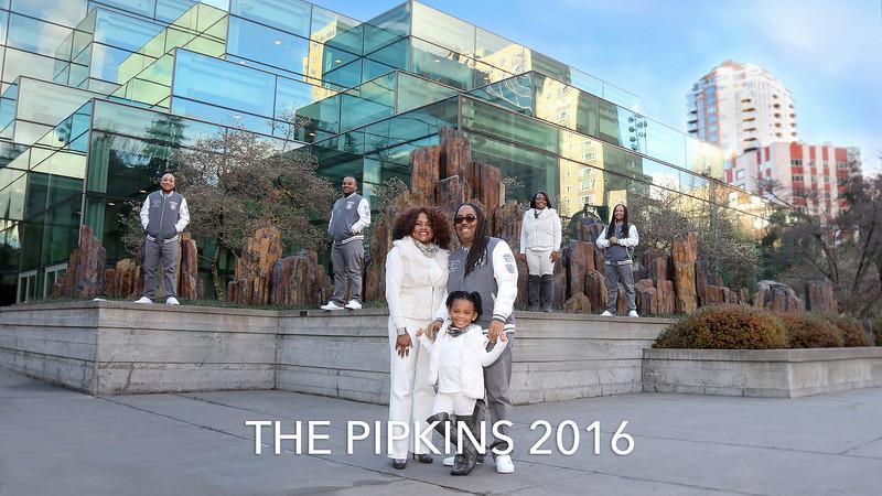 THE PIPKINS 2016