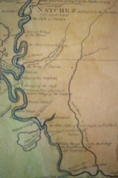 DETAIL, Lt. Ross Map.