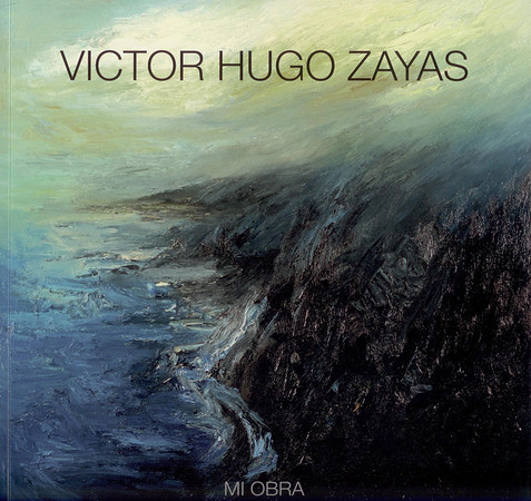 Cover page of a catalog of Victor Hugo Zayas' amazing paintings and sculptures--now on display at the Laguna Art Museum.   http://lagunaartmuseum.org/victorhugozayas
