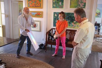 Visit With Roland Richardson