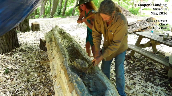 canoe making