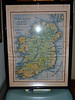 """My Ireland map is BEAUTIFUL, I can't wait to give it to my mom!""<br /> <br /> Ireland 1906<br /> Cartographer, John Bartholomew, UK."