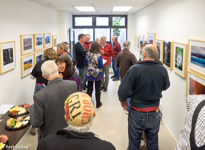 WPS Annual Exhibition, Green Street Gallery, Wellington, 2 November 2018
