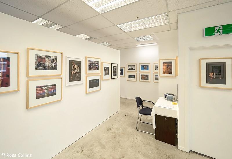 WPS Annual Exhibition, Green Street Gallery, Wellington, 8 November 2018