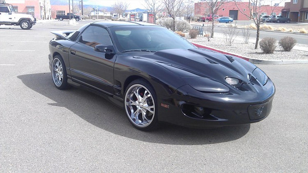 This good looking Firebird belongs to BEAST and can be found in New Mexico.