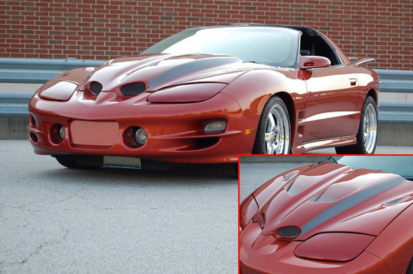 Both unique in color as well as the grey gradients, this pretty Trans Am belongs to 91rs355 who hails from Illinois.