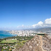 Half Diamond Head Crater & Waikiki