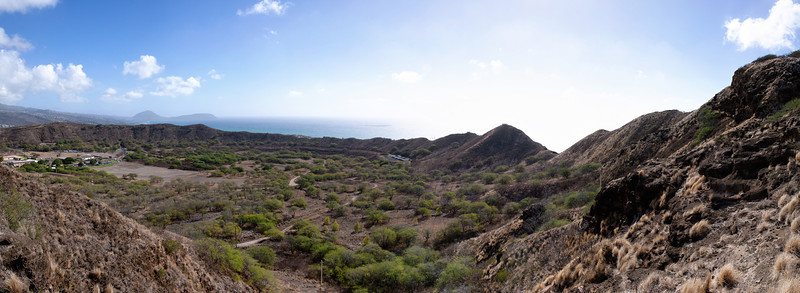 Lower Diamond Head Crater