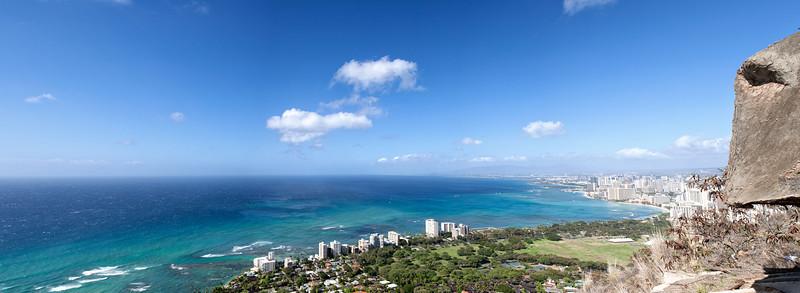 Waikiki Bunker View
