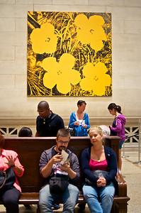 Warhol Met Museum