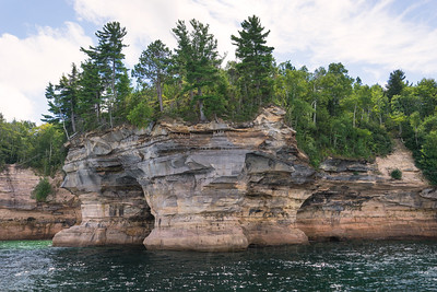 Pictured Rocks Upper Pennisula Michigan