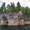 Pictured Rocks Upper Pennisula Michigan