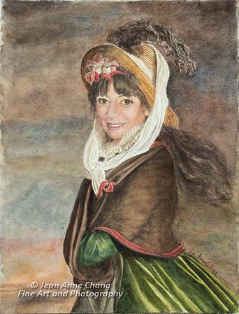 Portrait of Liane