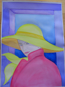 Yellow Hat  marchCIMG6998-001