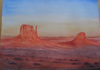 Monument Valley, apr 2012 CIMG7000