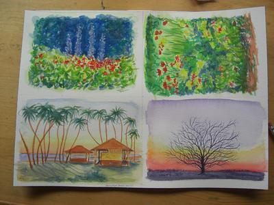 samll watercolors, apr 2012 CIMG7019