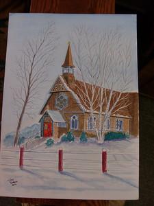 St Lukes Church, finished  HPIM0629