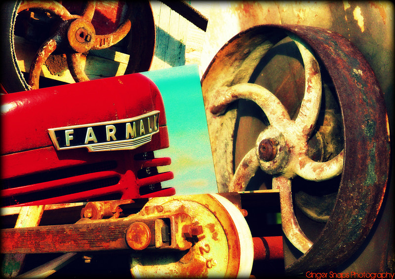 Relics from our farming heritage, Lambton County
