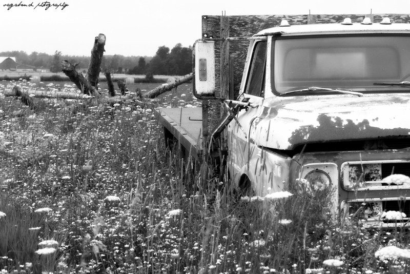 Old GMC, Manitoulin Island