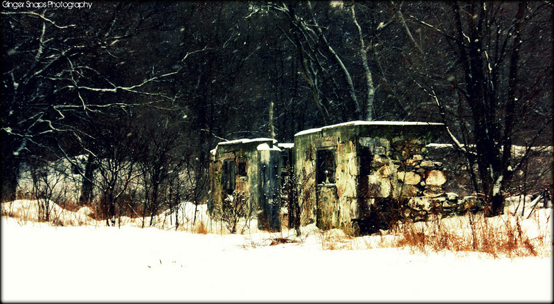 Abandoned.  Near Belfountain, Ontario
