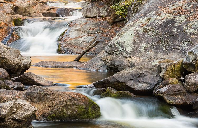 Roadside Falls, Highlands,NC