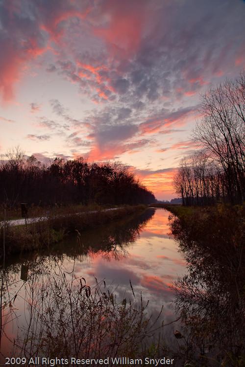 Sunset ONWR